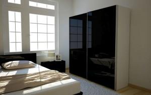 schiebetuerschrank-im-schlafzimmer-hochglanz-schwarz-a