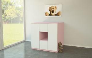 Kindermöbel - Kommode für´s Kinderzimmer